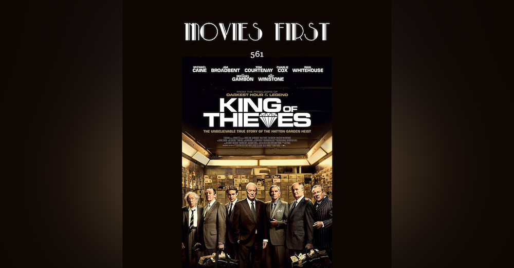 561: King of Thieves (review)