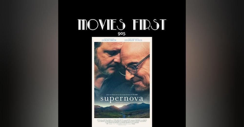 Supernova (Drama, Romance) (the @MoviesFirst review)