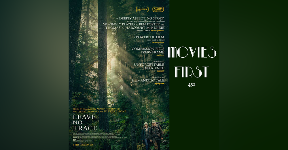 452: Leave No Trace