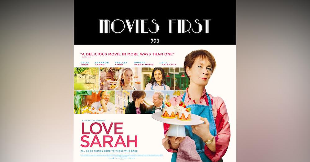 Love Sarah (Comedy, Drama, Romance) (the @MoviesFirst review)