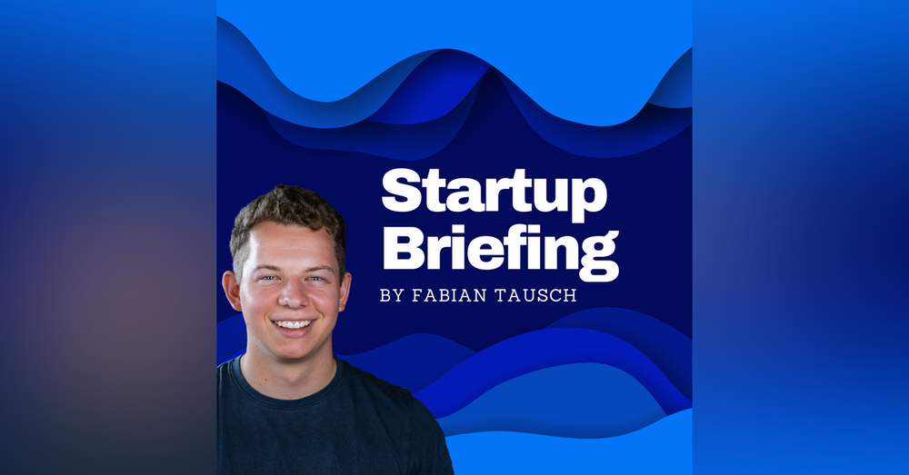 Amazon, Gamestop, Spotify, Space X, Salesforce & Paul Ripke   Startup Briefing KW7