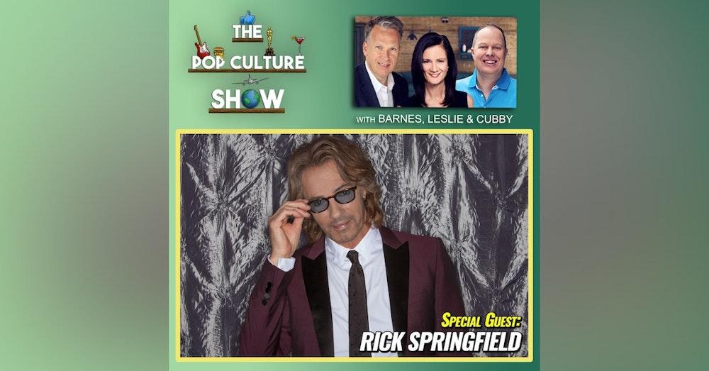 Rick Springfield Interview + Crime Scene + Morgan Wallen Fallout + Tom Brady