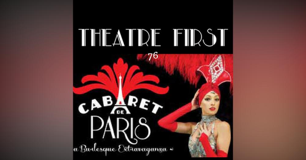 76: Cabaret de Paris - Theatre First with Alex First