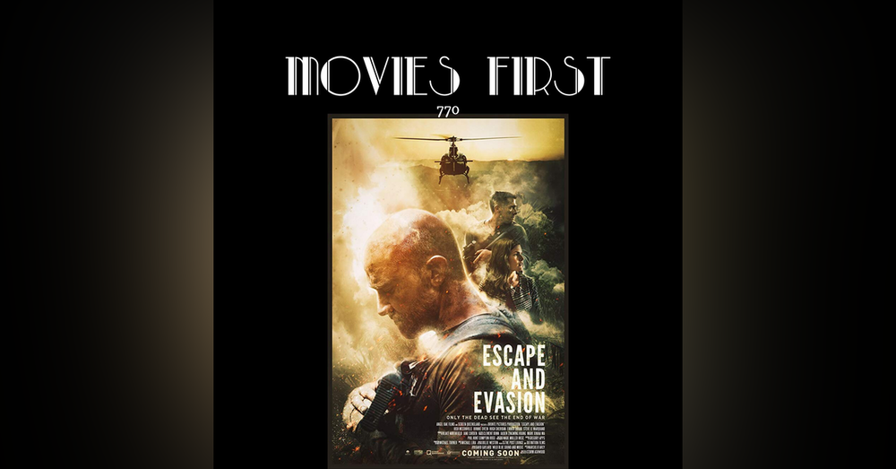 Escape and Evasion (Drama, War)(the @MoviesFirst review)