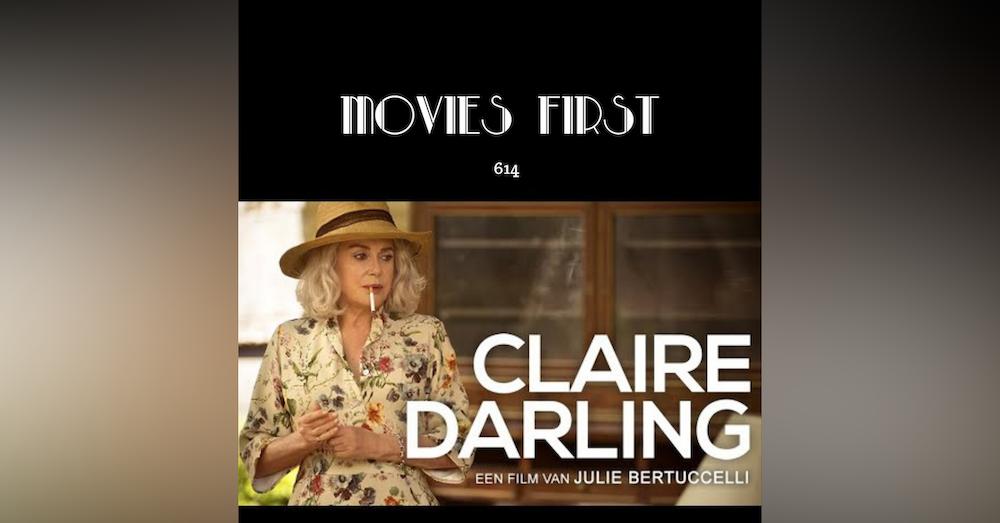 614: Claire Darling (La dernière folie de Claire Darling) (a review)