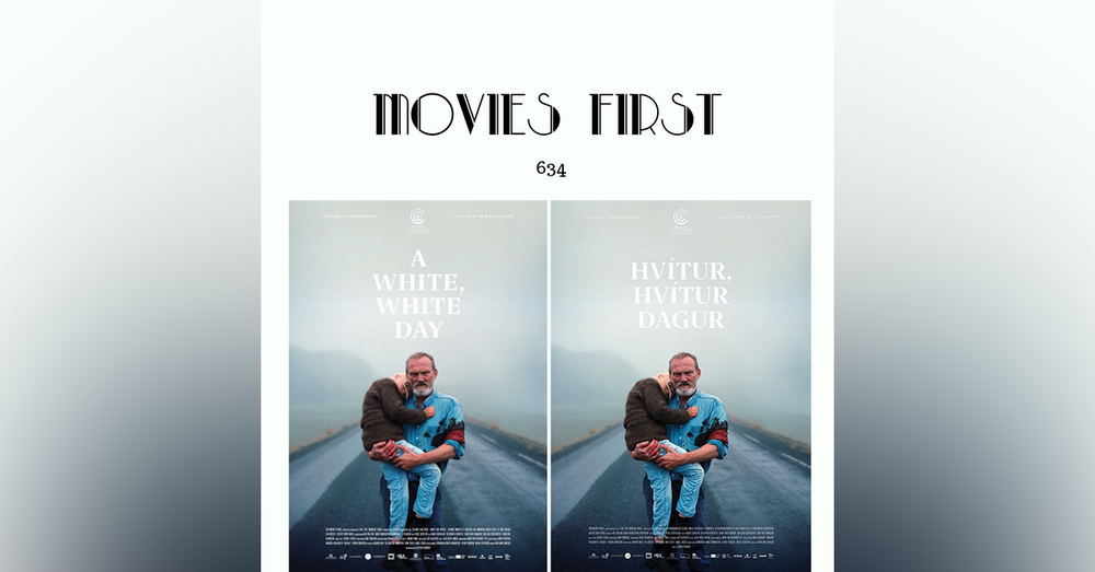 634: A White, White Day (Iceland) (a review)