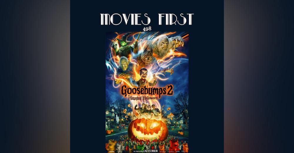 498: Goosebumps 2: Haunted Halloween (Adventure, Comedy, Family)