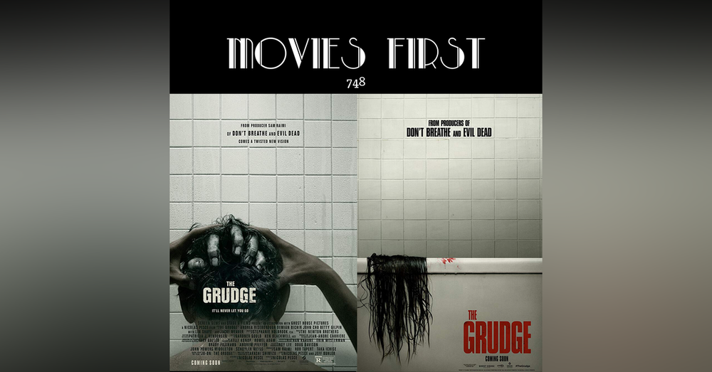 748: The Grudge (Horror, Mystery) (the @MoviesFirst review)