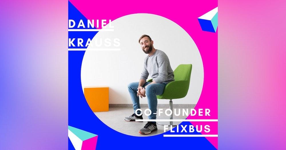 Daniel Krauss, FlixBus | Best of Jungunternehmer Podcast