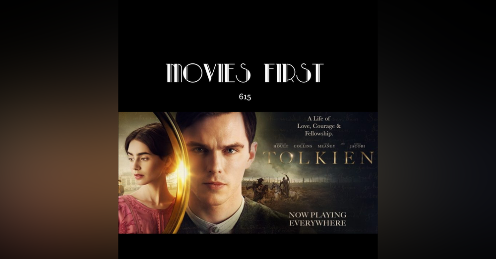 615: Tolkien (a review)