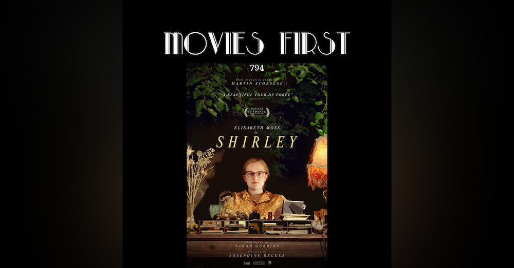 Shirley (Biography, Drama, Thriller) (the @MoviesFirst review)