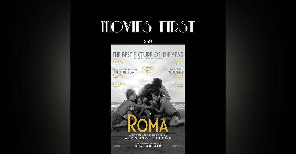 559: Roma (review)