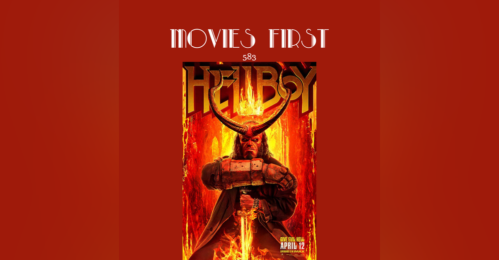 Hellboy (2019) (a review)