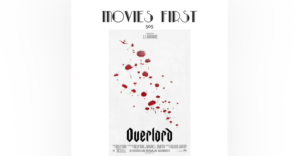 505: Overlord (Action, Horror, Mystery)