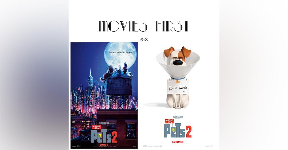 618: The Secret Life of Pets 2 (a review)