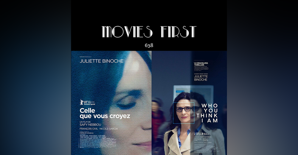 638: Who You Think I Am (France) (a review)