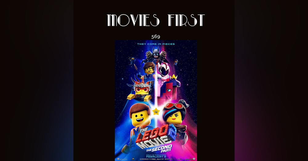 The LEGO Movie 2: The Second Part (review)