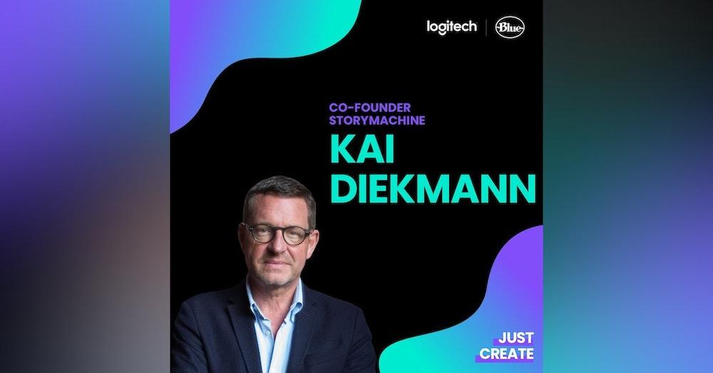 Kai Diekmann, StoryMachine | Just Create