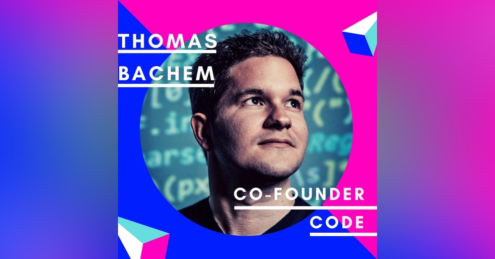 Thomas Bachem, CODE University of Applied Sciences   Best of Jungunternehmer Podcast