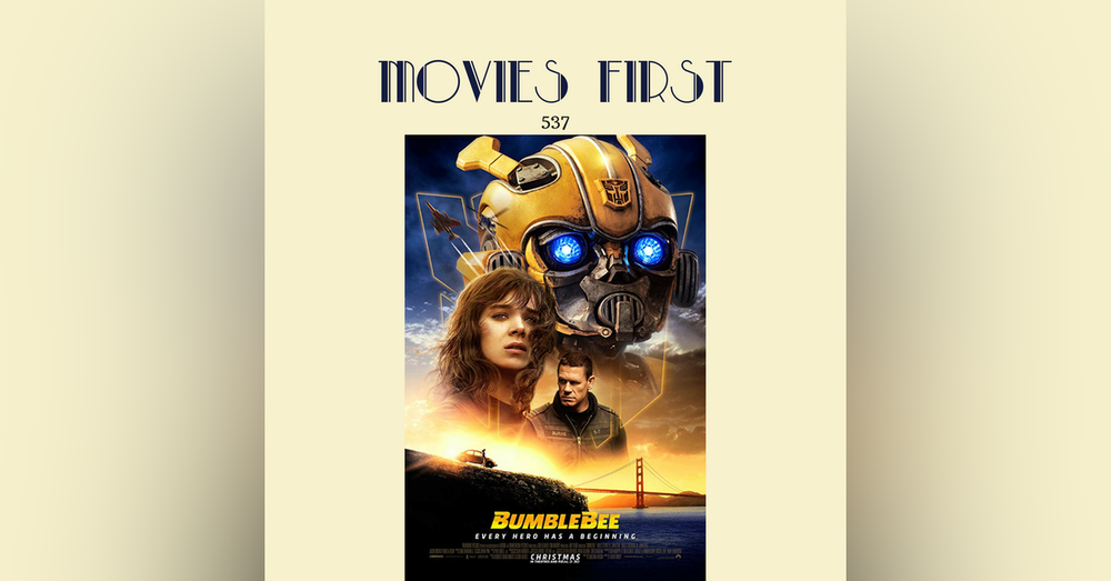 537: Bumblebee (review)