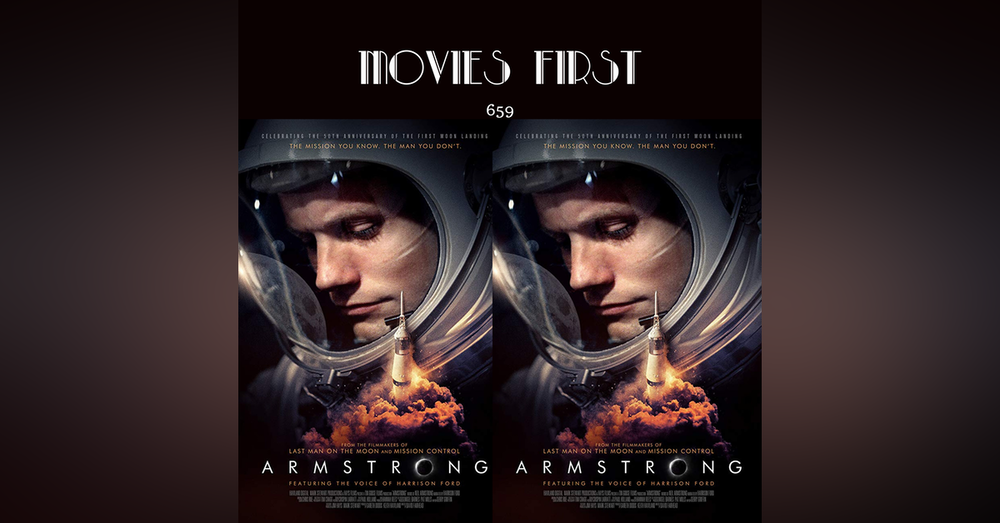 659: Armstrong (Documentary) (The @Moviesfirst review)