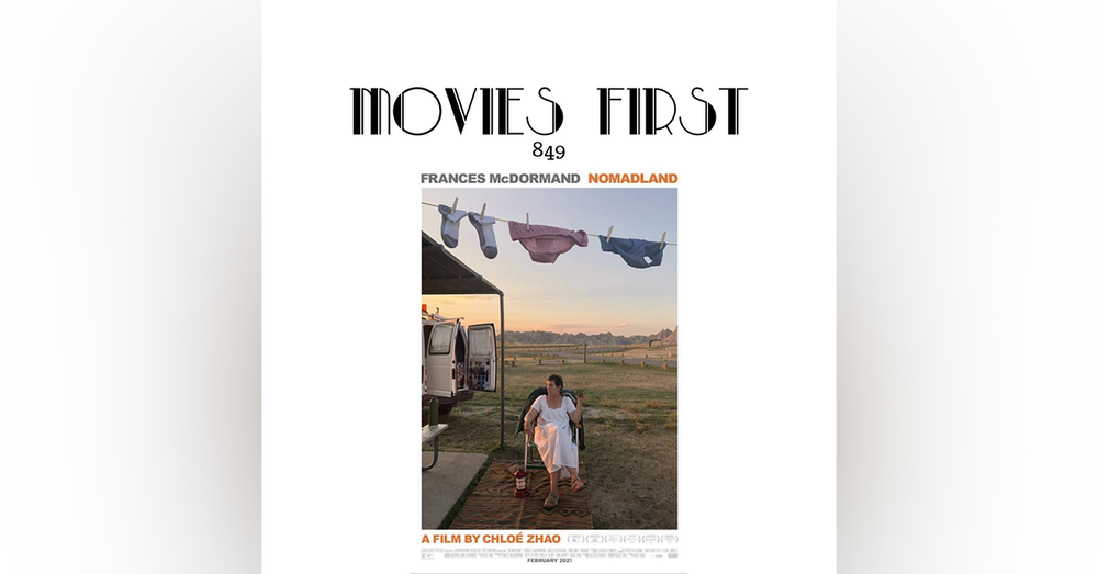Nomadland (Drama) (the @MoviesFirst review)