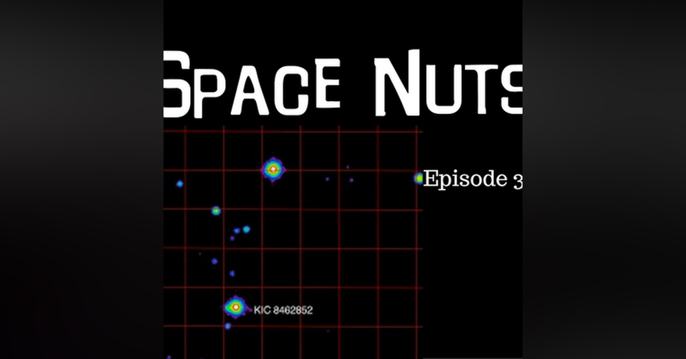 34: Sorry - we haven't found alien life...yet - Space Nuts with Dr. Fred Watson & Andrew Dunkley Episode 33