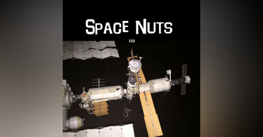 119: That hole in the ISS