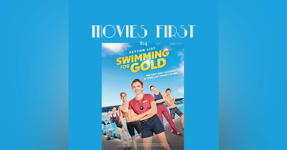 Swimming For Gold (Family, Sport) (the @MoviesFirst review)