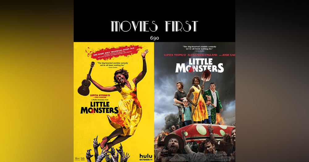690: Little Monsters (Comedy, Horror) (the @MoviesFirst review)