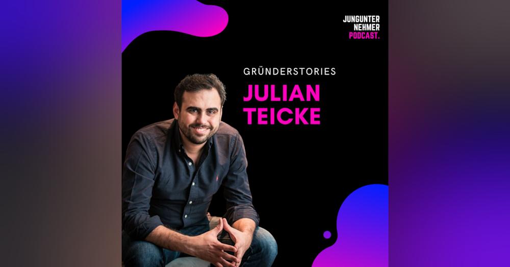 Julian Teicke, wefox Group | Gründerstories