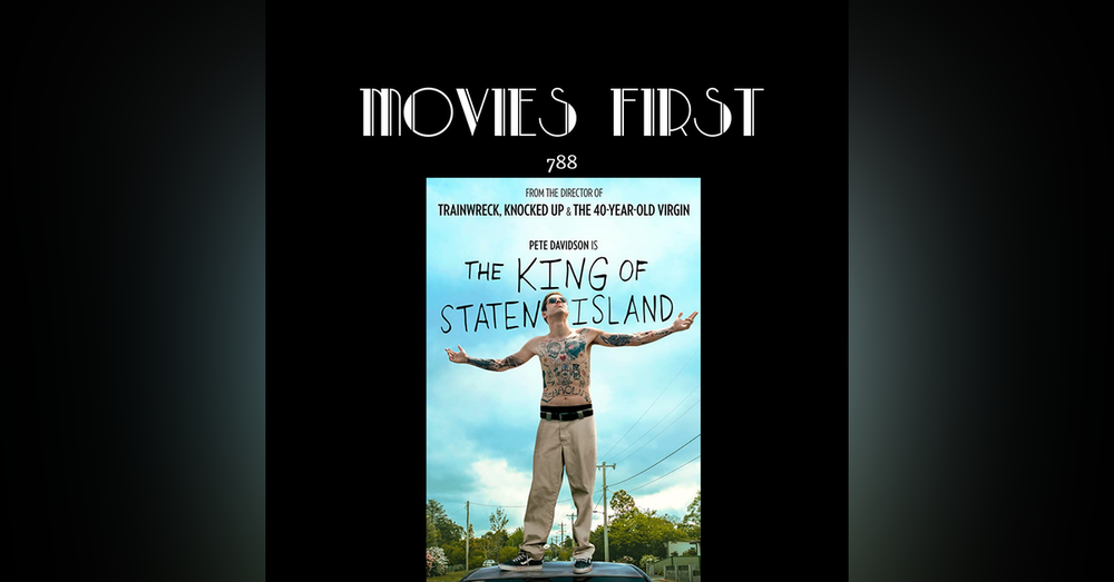 The King of Staten Island(Comedy, Drama) The @MoviesFirst review