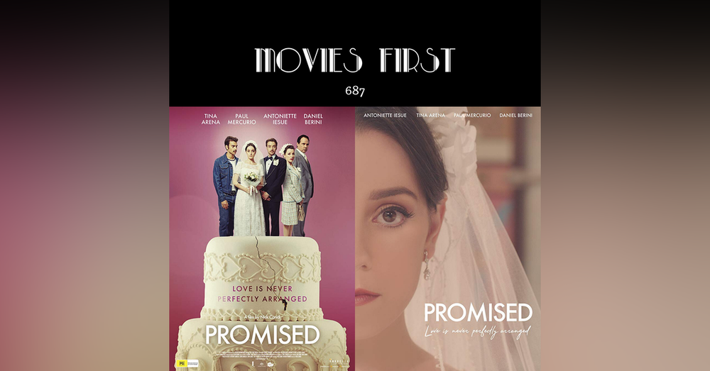 687: Promised (Drama, Romance) (the @MoviesFirst review)