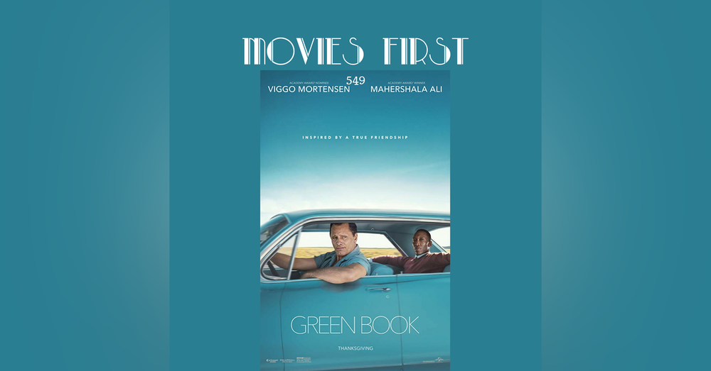 549: Green Book (review)