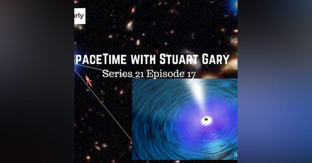 17: One of the most massive black holes ever seen