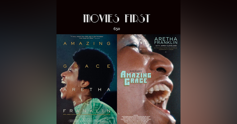 650: Amazing Grace (Documentary) (@MoviesFirst review)