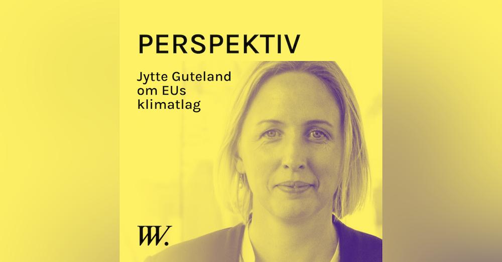 57. EUs ambitiösa nya klimatlag - med Jytte Guteland