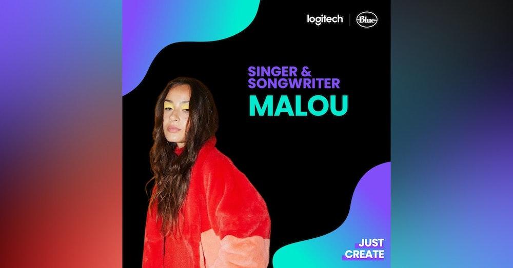 Malou, Singer & Songwriter | Just Create
