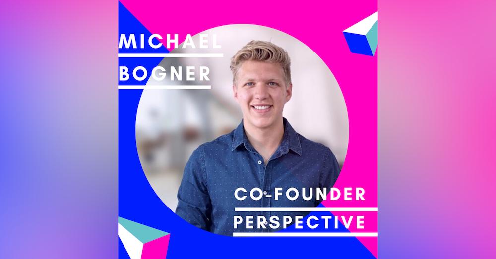 Michael Bogner, Perspective | Gründernachwuchs