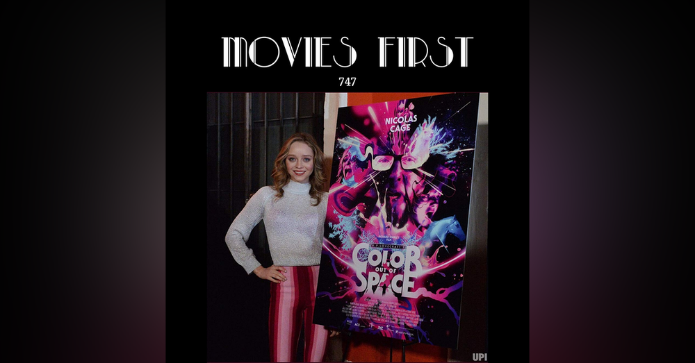 747: Color Out of Space (Horror, Sci-Fi) 9the @MoviesFirst review