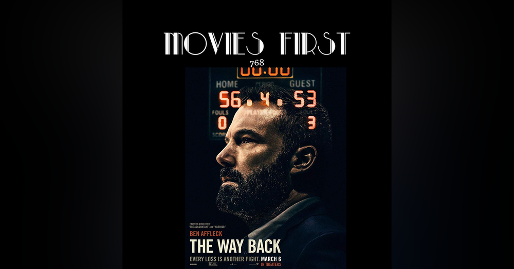 768: The Way Back (Drama, Sport) (the @MoviesFirst review)