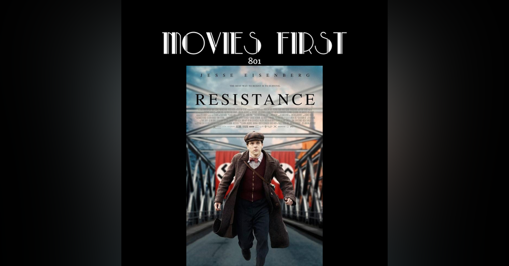 Resistance (Biography, History, Drama, War) (the @MoviesFirst review)