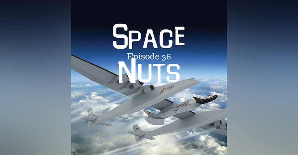 57: Creation, Obliteration & Futuristic - Space Nuts with Dr Fred Watson & Andrew Dunkley Episode 56