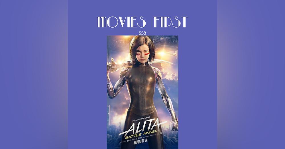 553: Alita: Battle Angel
