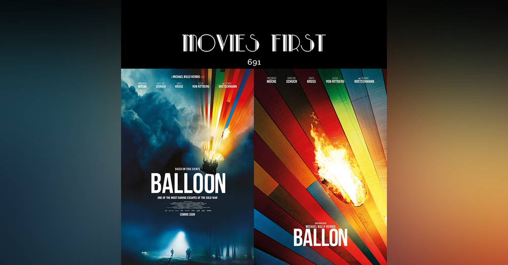 691: Balloon (Drama, History, Thriller) (the @MoviesFirst review)