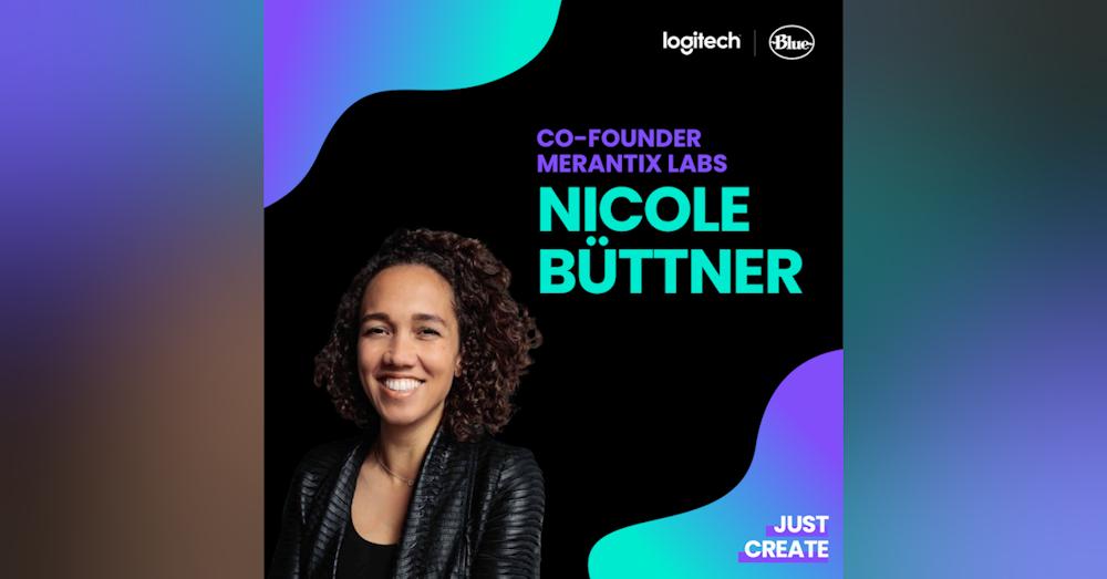 Nicole Büttner, Merantix Labs | Just Create