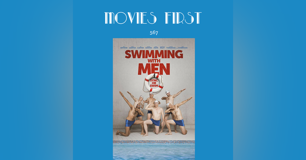 Swimming with Men (review)