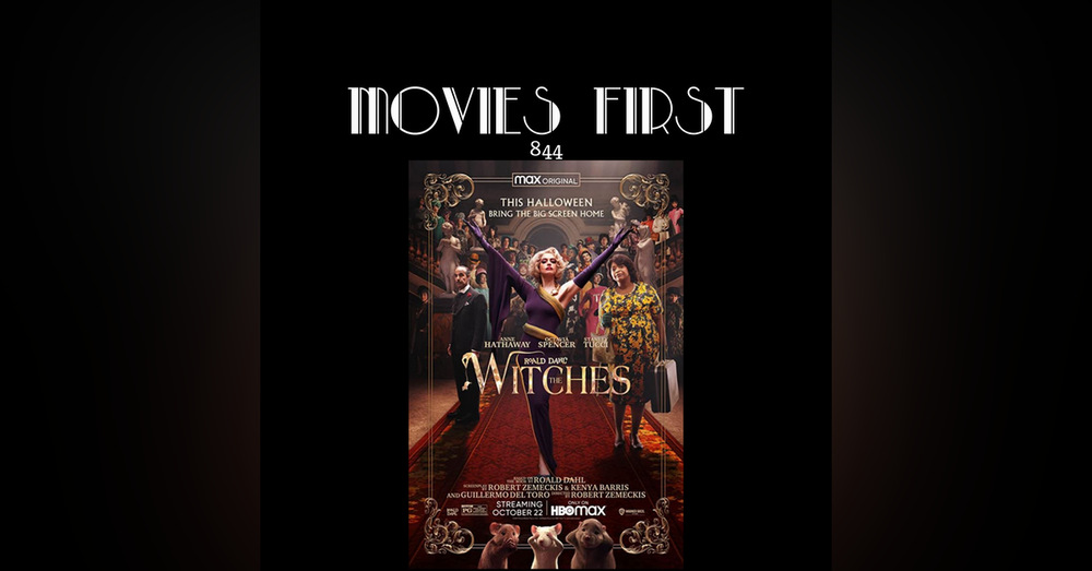 The Witches (Adventure, Comedy, Family) (the MoviesFirst review)