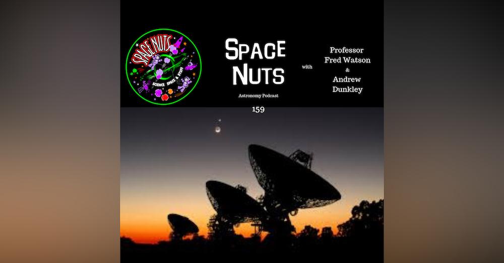 159: Intergalactic Radio Waves