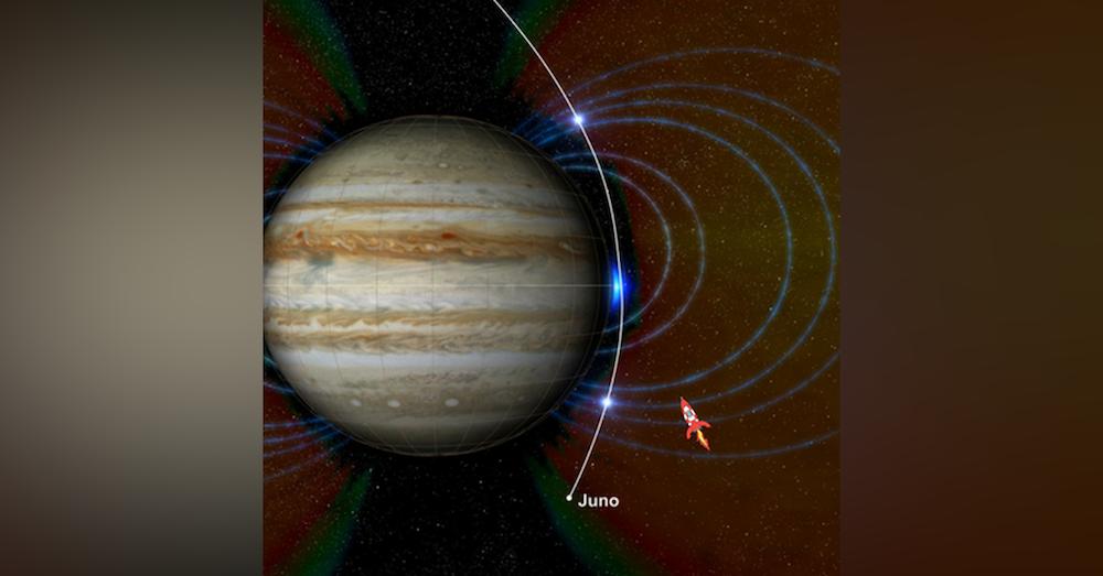 98: Juno probes the depths of Jupiter's Great Red Spot